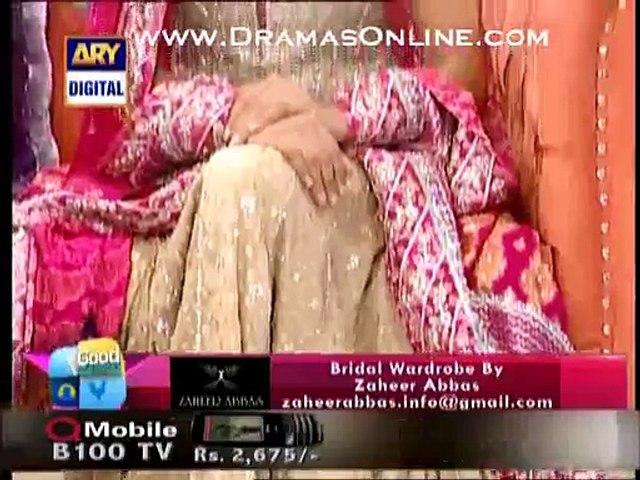 Nida Yasir Ne Live Morning Show Pe Bhand Mar Dia Or Model Se Camera K Samne Uska Name Puchne Lagi