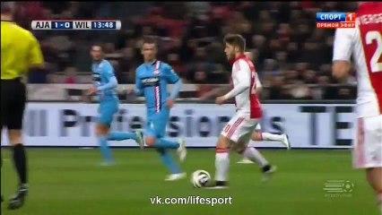 Обзор матча · Аякс (Амстердам) - Виллем II (Тилбург) - 5:0