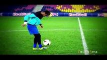 Freestyle Football ►Tricks & Skills ● Ronaldo ● Neymar ● Ronaldinho ● Zlatan 2015     HD