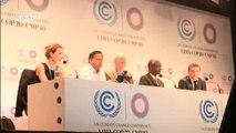 Luchar contra el cambio climático costaría entre 70 mil y 100 mil millones de dólares