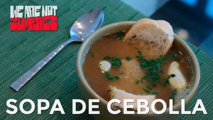 Sopa de Cebolla | La Tripa