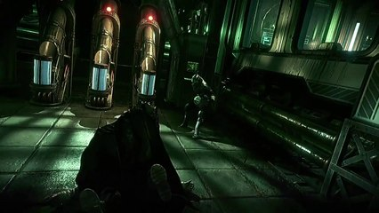 Batman Arkham Knight- Ace Chemicals Infiltration Pt. 3 - PlayStation Exclusive Nightmare Pack - PS4