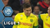 La belle frappe d'Alejandro BEDOYA (8ème) / Paris Saint-Germain - FC Nantes (2-1) - (PSG - FCN) / 2014-15