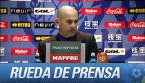Rueda de prensa de Jémez tras el Rayo Vallecano (0-1) Sevilla FC - HD