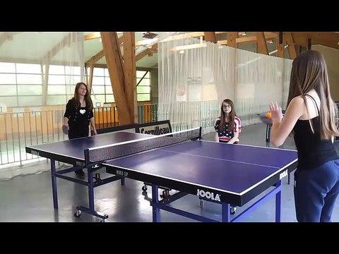 Tâche complexe en tennis de table N2