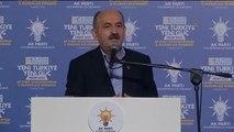 AK Parti Gaziosmanpaşa 5. Olağan İlçe Kongresi - Sağlık Bakanı Müezzinoğlu