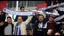 Beşiktaş-Trabzonspor Maçı Öncesi Taraftar Manzaraları