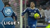 But Yassine BENZIA (62ème) / Evian TG FC - Olympique Lyonnais (2-3) - (ETG - OL) / 2014-15