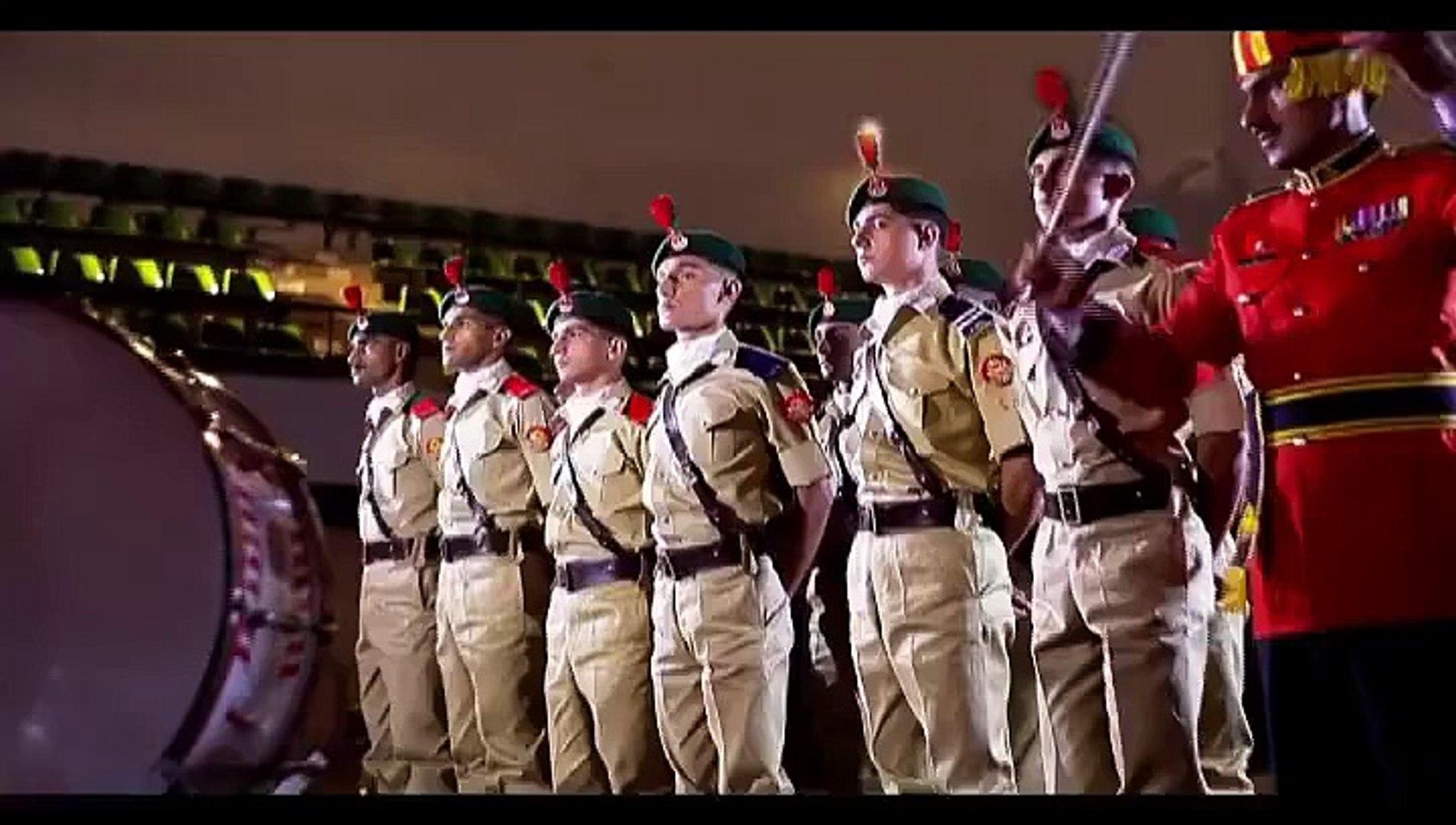 Defender  ISPR documentary on Pakistan Armed Forces winner of Rome Film festival best documentary aw