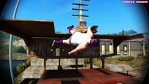 VanossGaming: Skate 3 Funny Moments - Wipeouts, Tornado, Coffin, Flying Banana, Slam Dunk!