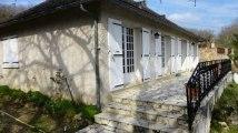 A vendre - Maison/villa - Lissac Sur Couze (19600) - 5 pièces - 95m²