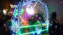 Le cirque s'invite au défilé de la Saint-Nicolas 2014 à Nancy
