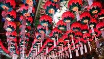 In Frame S2Ep15C7 Russian Monk Hyehaeng in Korean Buddhist Temple
