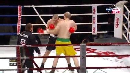 Evgenios Lazaridis vs Olegs Lopajevs