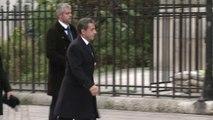 De nombreuses figures politiques aux obsèques de Jacques Barrot