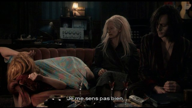 """""""Only Lovers Left Alive"""" de Jim Jarmusch // Cycle """"Contamination"""""""