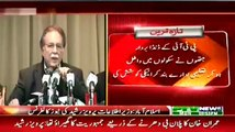 Faisalabad Rejected Imran Khan's Call To Lock Down The City:- Pervez Rashid Press Conference