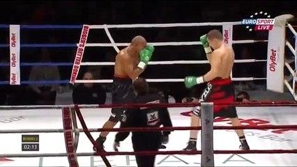 Mairis Briedis vs Ismail Abdoul