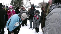 Une relique sacrée dans le Donbass pour protéger les rebelles