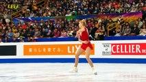Gracie Gold - 2014 World Championships SP