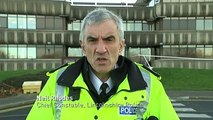 Lincolnshire chief constable delivers police warning