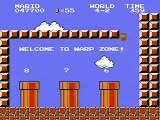 NES Super Mario Bros. in 04-58-53 TAS