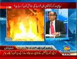 Pakistan Aaj Raat – 8th December 2014