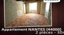 Location - Appartement - NANTES (44000)  - 30m²