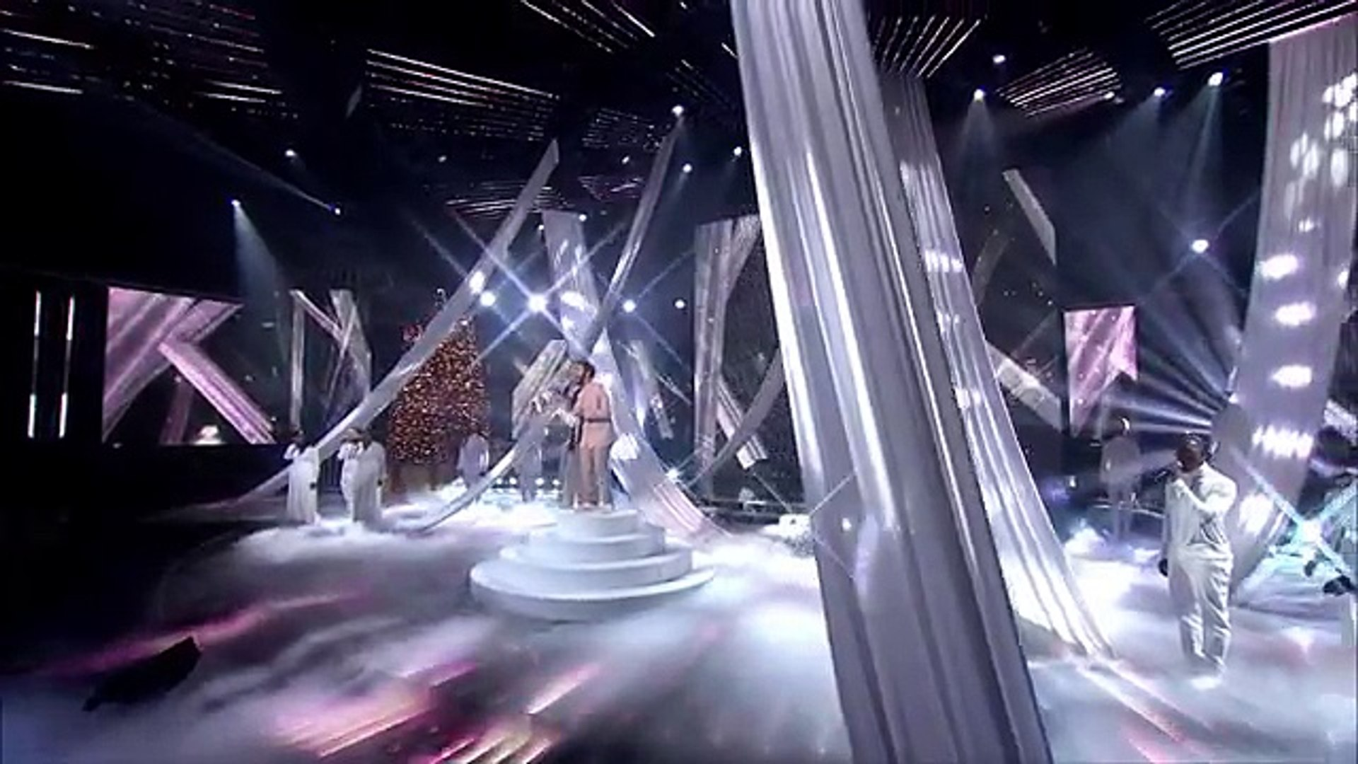 Andrea Faustini sings Mariah Careys O Holy Night  Live Semi-Final  The X Factor UK 2014
