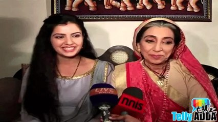 Itti Si Khushi - Episode 3rd December - On Location Shoot
