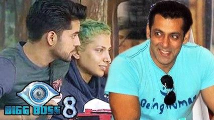Bigg Boss 8 - Gautam Resembles Salman, Says Diandra Soares