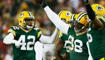 Oates: Packers Hold Off Falcons