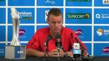 TENNIS - ATP - Brisbane - Hewitt : «J'étais très motivé»