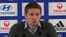 FOOT - L1 - OL : Les Lyonnais rendent hommage a Juninho