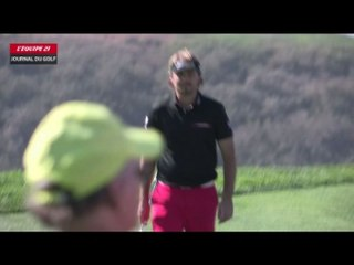 GOLF - PGA : L'apprentissage de Dubuisson