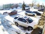 Sortir de sa place de parking n'a jamais été aussi compliqué, jamais !