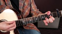 """How To Play """"Somebody To Love"""" By Queen - Acoustic Songs Guitar Lesson, Tutorial, Chords, Rhythm"""
