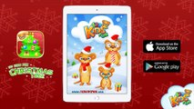 123 Kids Fun Christmas Tree - app for toddlers and preschoolers