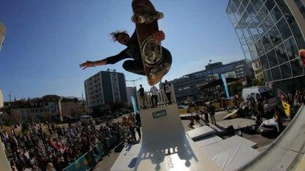 Sosh Truck 2014 - Le récap' skate