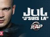 """Jul """" J'SUIS LA """" en live dans Planète Rap !"""