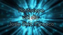 Horóscopo de Josie Diez Canseco para el día 10 de diciembre del 2014