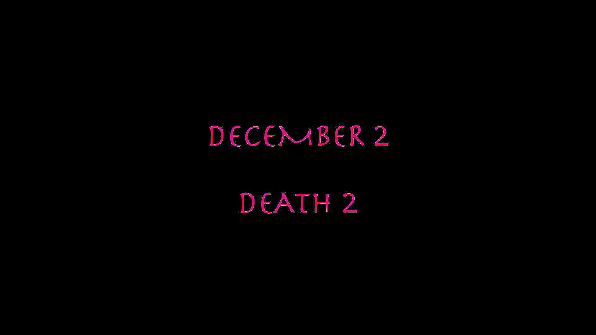 25 Deaths of the Elf on the Shelf Season 2: December 2 / Death 2