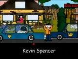 1x02 Allen el ganso mágico - Kevin Spencer.