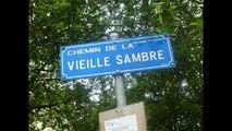 """ROGER SCHEP : """"Maisons de la Sambre"""" (paroles et musique : Roger Schep)"""
