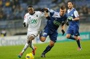 8e tour Coupe de France : Sochaux-Strasbourg : 0-1, le résumé
