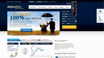 Anyoption Binary Options Trading M5 Graph Strategy - How To Read Real Time Forex Binary Options Trading Patterns  Online 2015 Live Charts Analysis Anyoption Binary Options Broker Review