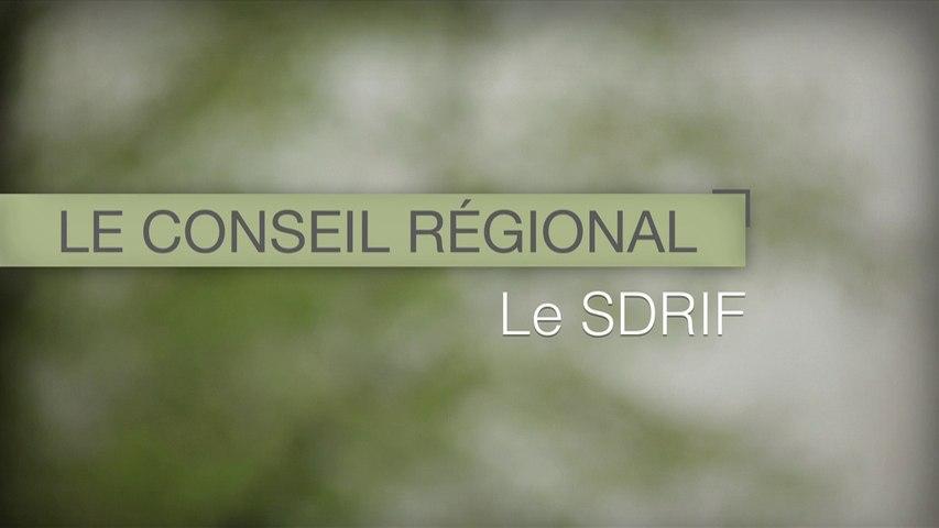 Le SDRIF