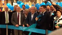 Inauguration du Primark de la rue Neuve à Bruxelles ce mercredi 10 décembre 2014
