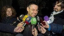 Josep Maria Bartomeu analitza el Barça-PSG