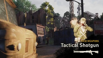 The Last of Us PS4 - Deadly New Factions DLC Trailer de The Last Of Us Remastered